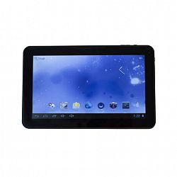 Tablette Android EQUINOX BT de 8 Go à écran tactile capacitif Bluetooth de 10, 1 po de hipstreet