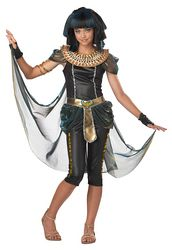 Dark Egyptian Princess Teen/Tween Costume