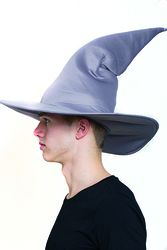 Grey Wizard Gandalf Hat