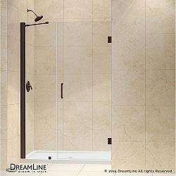 Comparaison de prix pour dreamline unidoor 125 cm x 183 cm for Porte de douche sans cadre