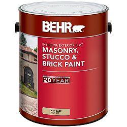 Comparaison de prix pour behr peinture mate pour for Peinture behr exterieur