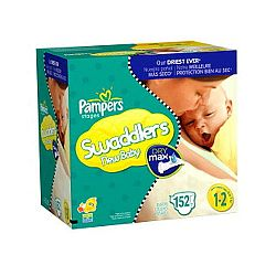 Comparaison de prix pour bo te de couches pampers dry max swaddlers new baby taille 1 2 152 - Comparateur de prix couches pampers ...