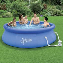 Comparaison de prix pour summer escapes piscine 10 pi de for Comparaison thermopompe piscine