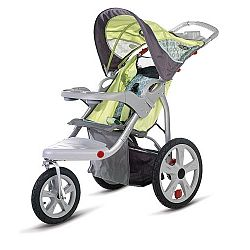 evenflo victory jogging travel system manual