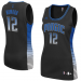 adidas Dwight Howard Orlando Magic Women's Vibe Swingman Jersey - Black