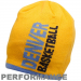 adidas Denver Nuggets Gold Authentic Team Block Performance Beanie