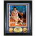 Jeremy Lin New York Knicks 24kt Gold Coin Player Photomint