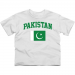 Pakistan Youth Flag T-Shirt - White