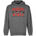 Philadelphia Wings Established Pullover Hoodie - Gunmetal