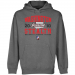 Washington Stealth Established Pullover Hoodie - Gunmetal
