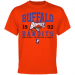 Buffalo Bandits Established Team Color T-Shirt - Orange