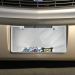Calgary Roughnecks Metal License Plate Frame