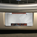 Buffalo Bandits Metal License Plate Frame