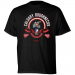 Reebok Calgary Roughnecks Main Attraction T-Shirt - Black