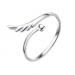 Evening: Angel Wings Ring