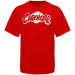 Cage Hero The Logo T-shirt - Red