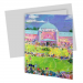2012 Ryder Cup 8-Pack LeRoy Neiman Commemorative Vertical Note Cards
