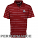 Cutter & Buck 2012 Ryder Cup Red Stripe Sweeten Performance Polo