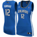 adidas Dwight Howard Orlando Magic Women's Fashion Jersey-Royal Blue